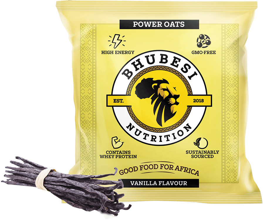 Bhubesi Nutrition - Power Maize - Vanilla Flavour Ready-made Meal
